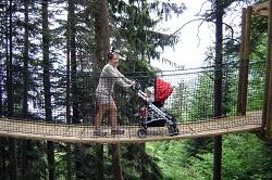 La Forêt des Sens - Acro'Aventures Talloires