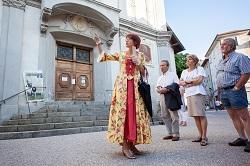 Visites théâtrales de la vieille ville