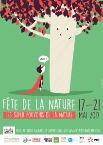 Fete de la Nature_Affiche 2017