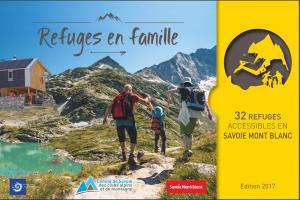 Refuges en Famille en Savoie Mont Blanc