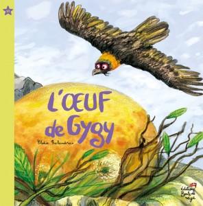 l'oeuf de gygy copyright Editions Boule de Neige