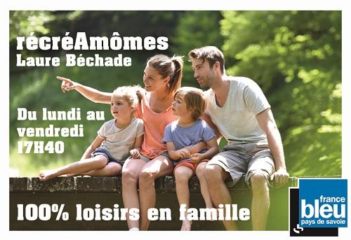 Pub RécréAmômes _ France Bleu Pays de Savoie été 2020 MD