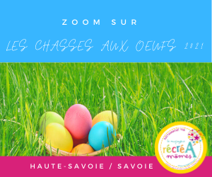 chasses aux oeufs 2021